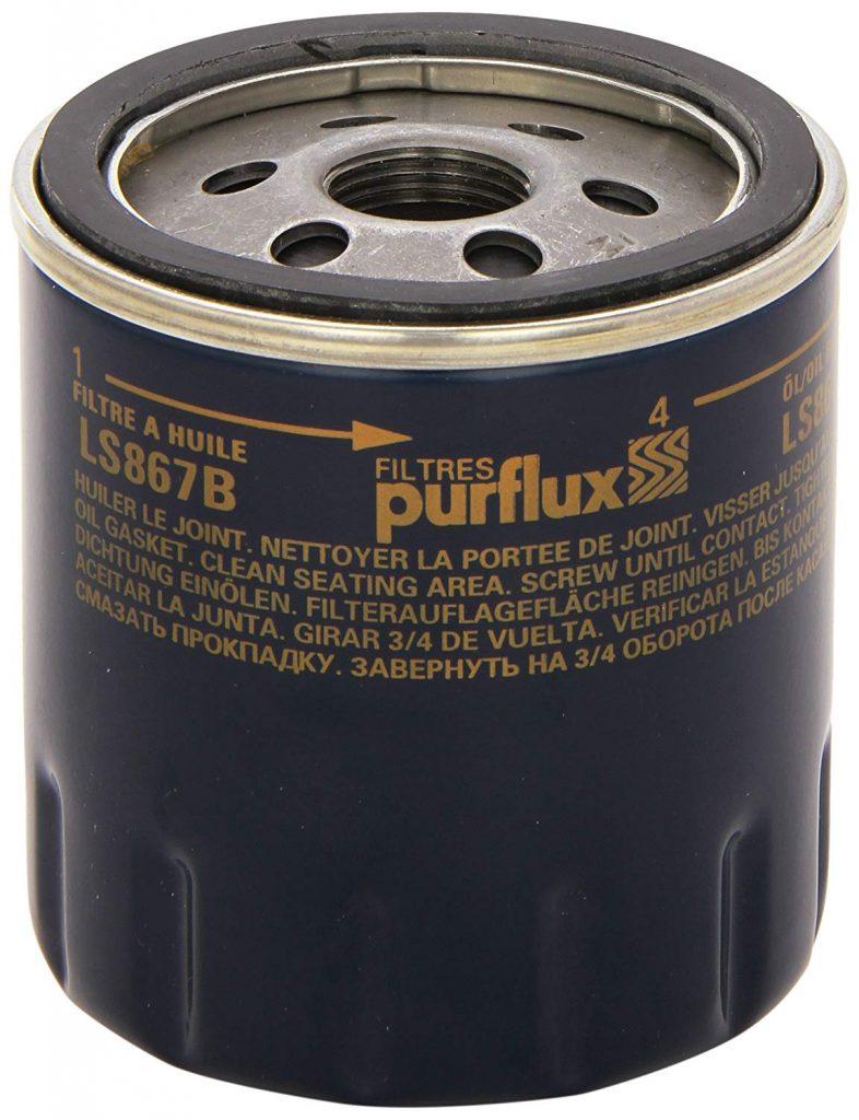 filtro de aceite moto