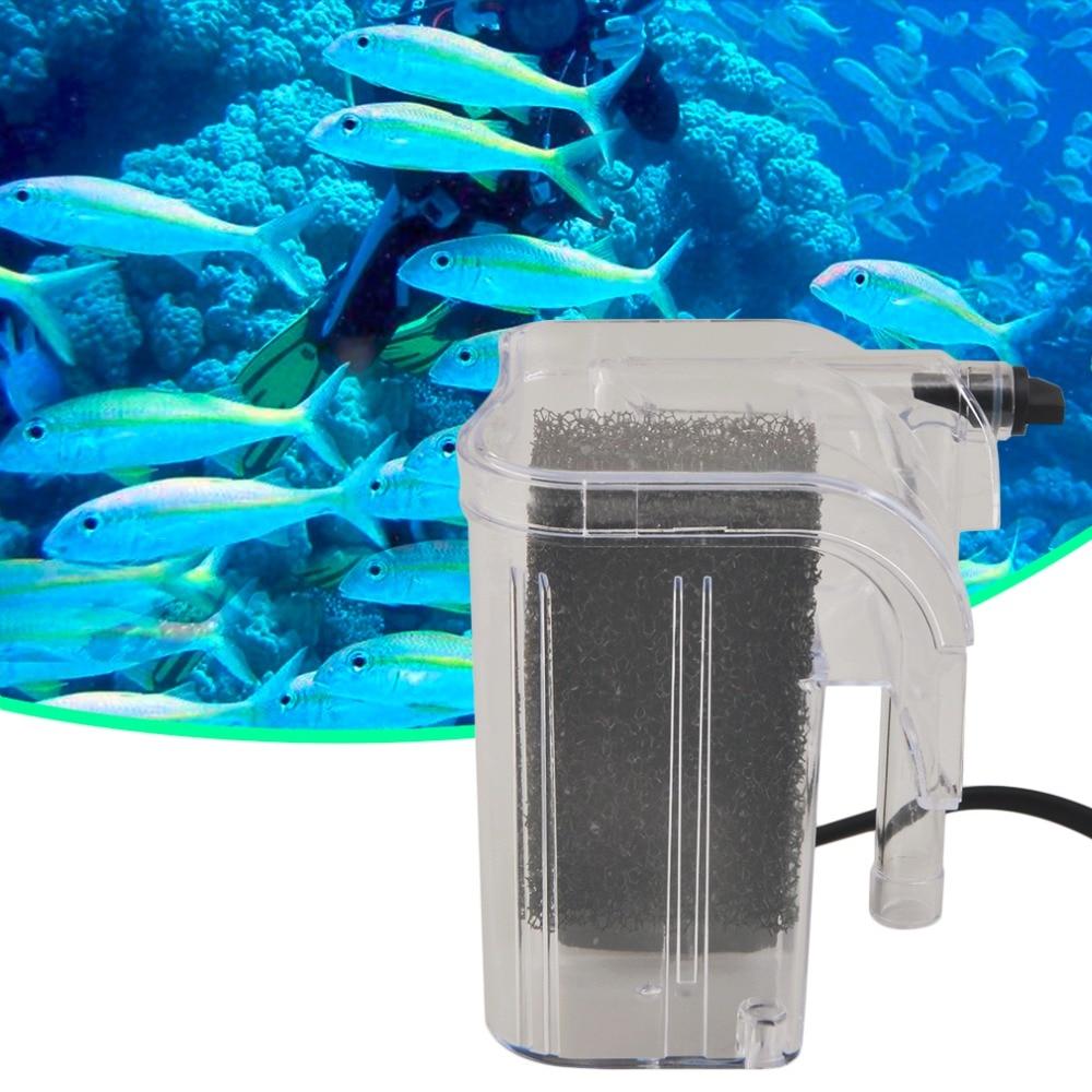 filtro acuario casero