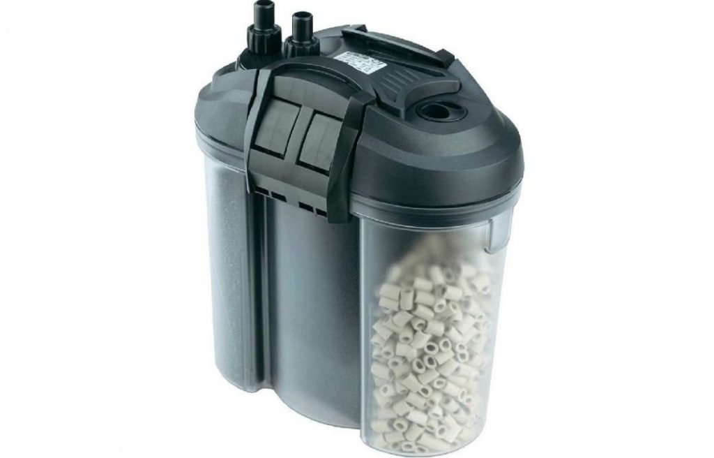 filtro acuario marino