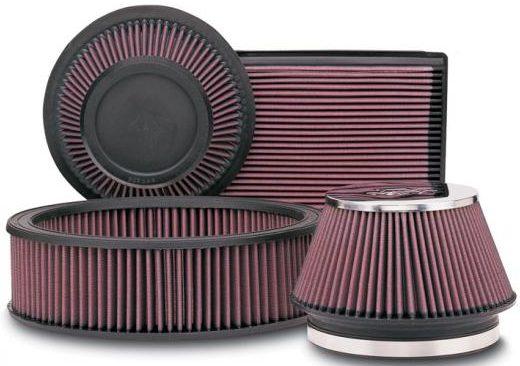 filtro de aire moto