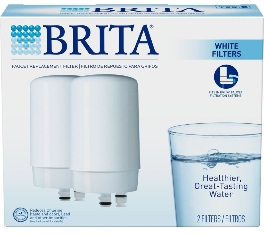 filtro brita para grifo