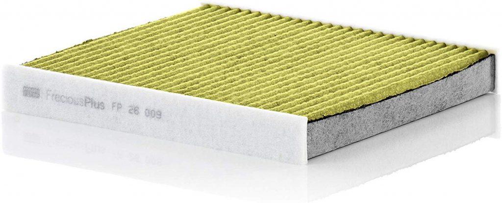 filtro de polen citroen c4