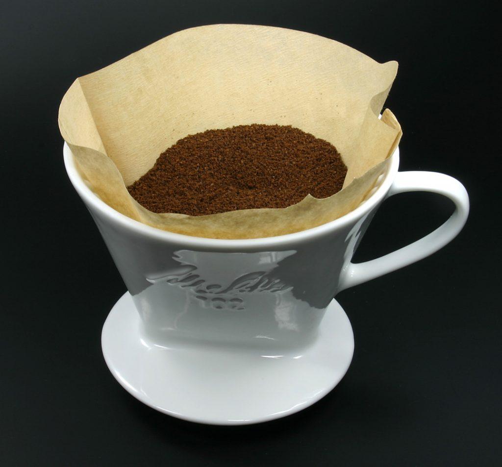 filtro cafe papel