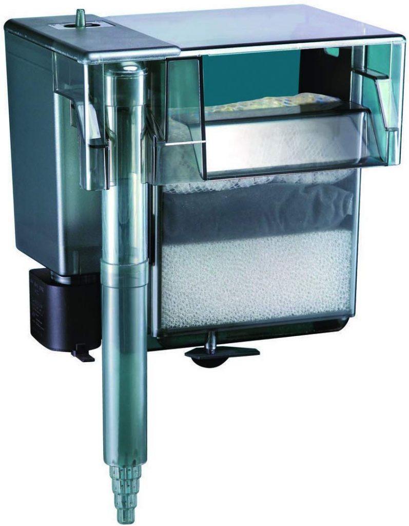 filtro cascada acuario