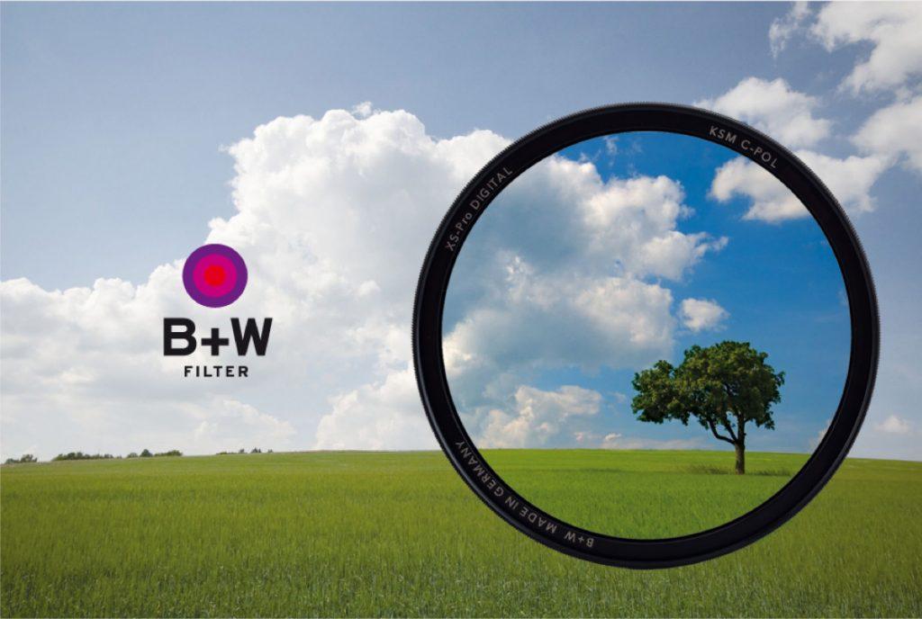 filtro b+w