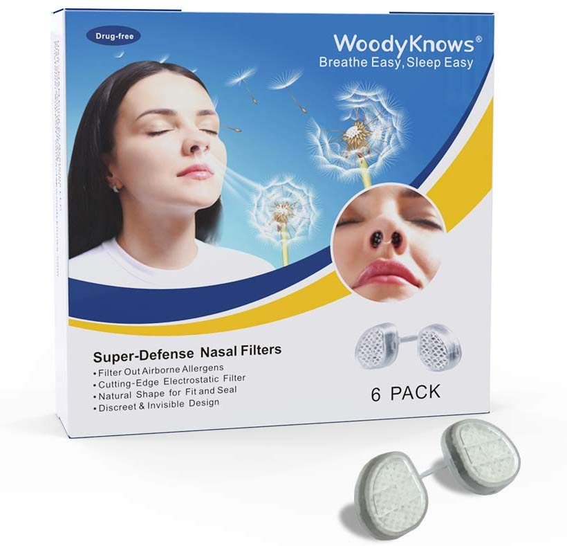 filtro nasal funciona