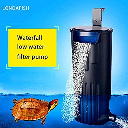 filtro para tortugas externo