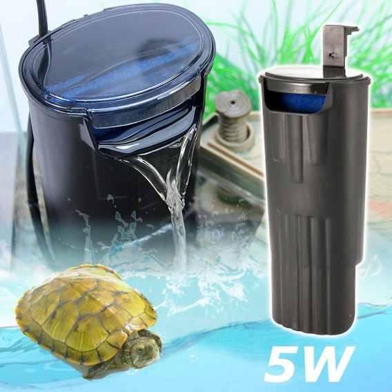 filtro para tortugas grandes