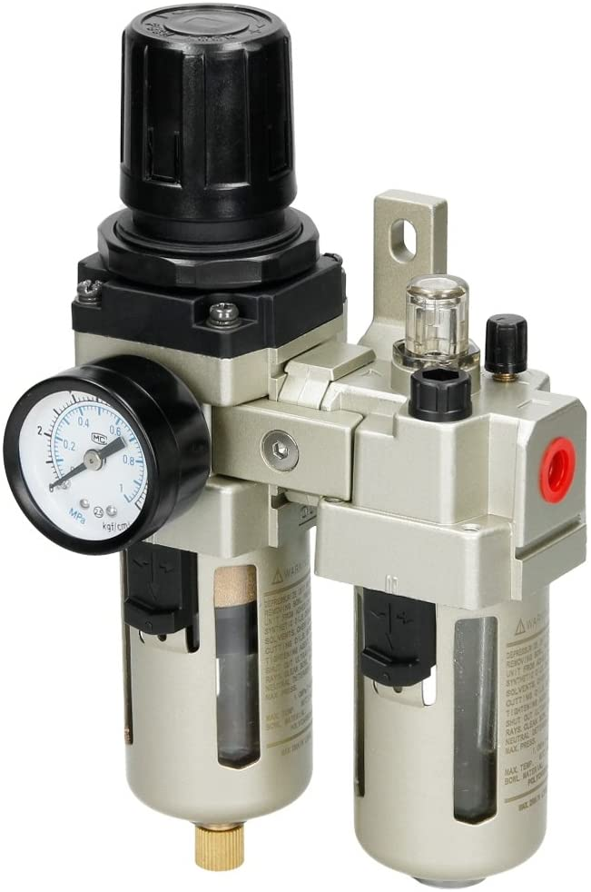 filtro separador de agua para compresor de aire