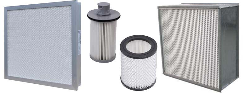 filtro hepa aspiradora