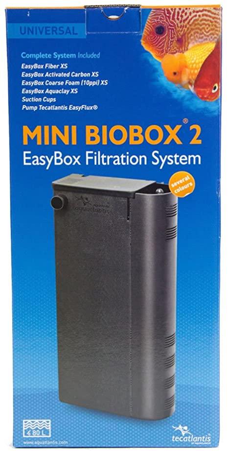 filtro mini biobox 2 recambios