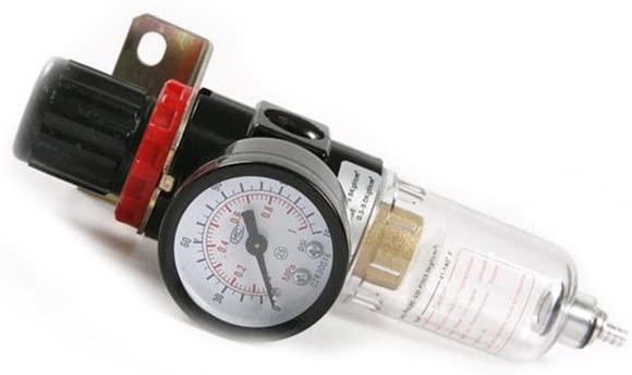filtro separador de agua y aceite para compresor truper